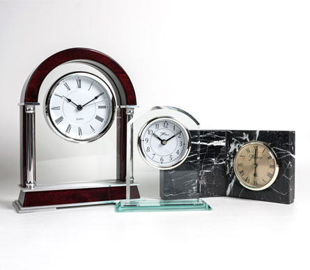 Custom Engraved Clocks
